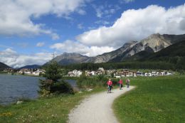 River Adige Cycle Route Short Break met Snelle Vliet