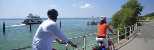 Lake Constance - Snelle Vliet