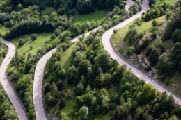 Alpe d'Huez - France met Snelle Vliet
